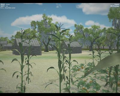 Angola crops