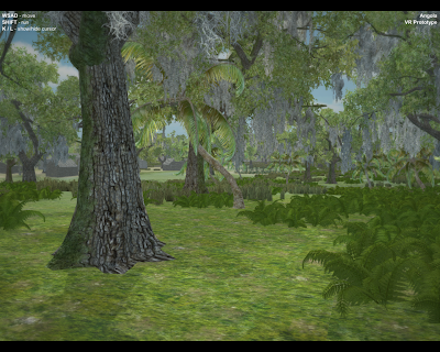 Angola trees