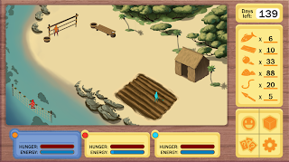 Screen Capture from the Video Game
