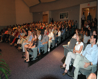 Audience for Archaeology Lecture