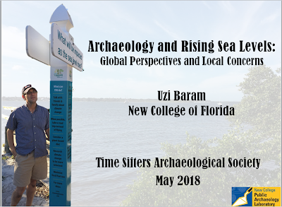 Baram 2018 Time Sifters on Rising Sea Levels