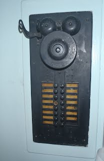 College Hall phone